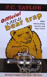 F.C. Taylor Official Mini Bear Trap fctaylor